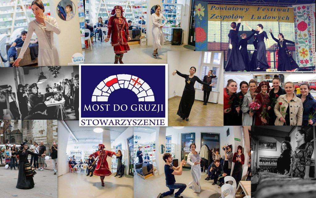 taniec gruziński